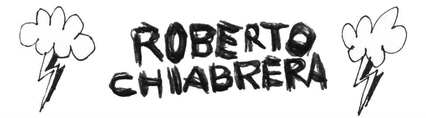 Firma di Roberto Chiabrera, pittore